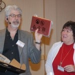 Connie Regan Green swept the affiliate contest winning 2 mini notebooks and an iPad2