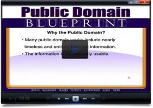 Using Public Domain Content
