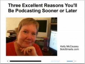 mynams kelly mccausey podcasting