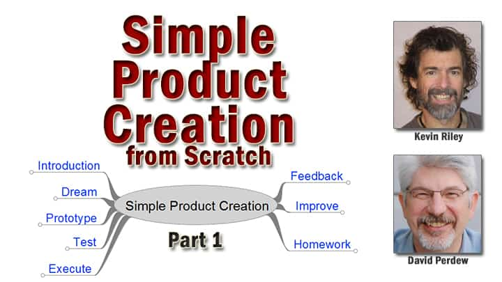 simple product creation