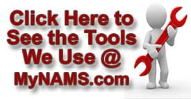 click here to see our favorite tools and resources