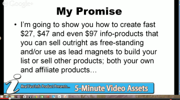 How to Create $47 Video Products that Sell Like Gangbusters!