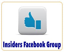 Insiders Private Facebook Group