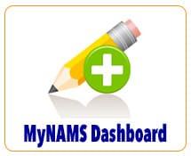 MyNAMS Dashboard