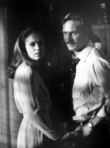 Kathleen Turner & William Hurt in Body Heat