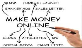 Affiliate Contest - Make Money Online