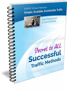 Secret to All Successful Traffic Methods