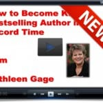 Market Your Kindle Book with Kathleen Gage