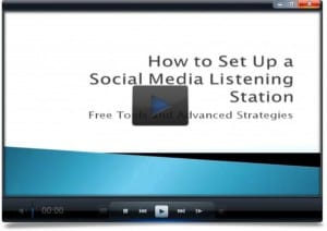 How to Set Up a Social Media Listening Station