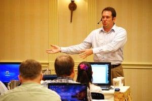 Dan Morris teaching at NAMS4