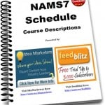 NAMS7 Resources