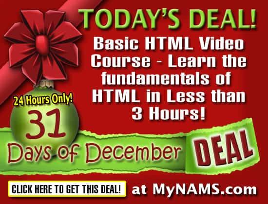 Learn Basic HTML
