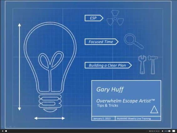 become_an_overwhelm_escape_artist_tips_and_tricks_with_gary_huff