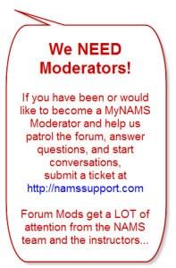 forum moderators