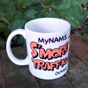Complete the Traffic Challenge in October and get the Challenge Mug!
