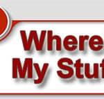 Where's My Stuff?