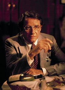 Richard Crenna playing Edmund Walker in Body Heat