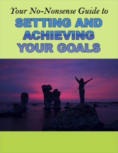 Guide to Setting and Achieving Your Goals eCover
