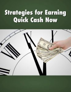 StrategiesForQuickCash