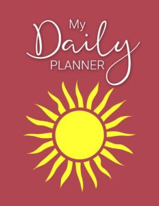 my-daily-planner-cover