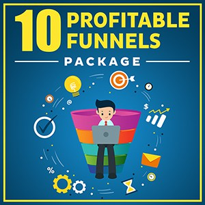 10 Profitable Funnels Package-300