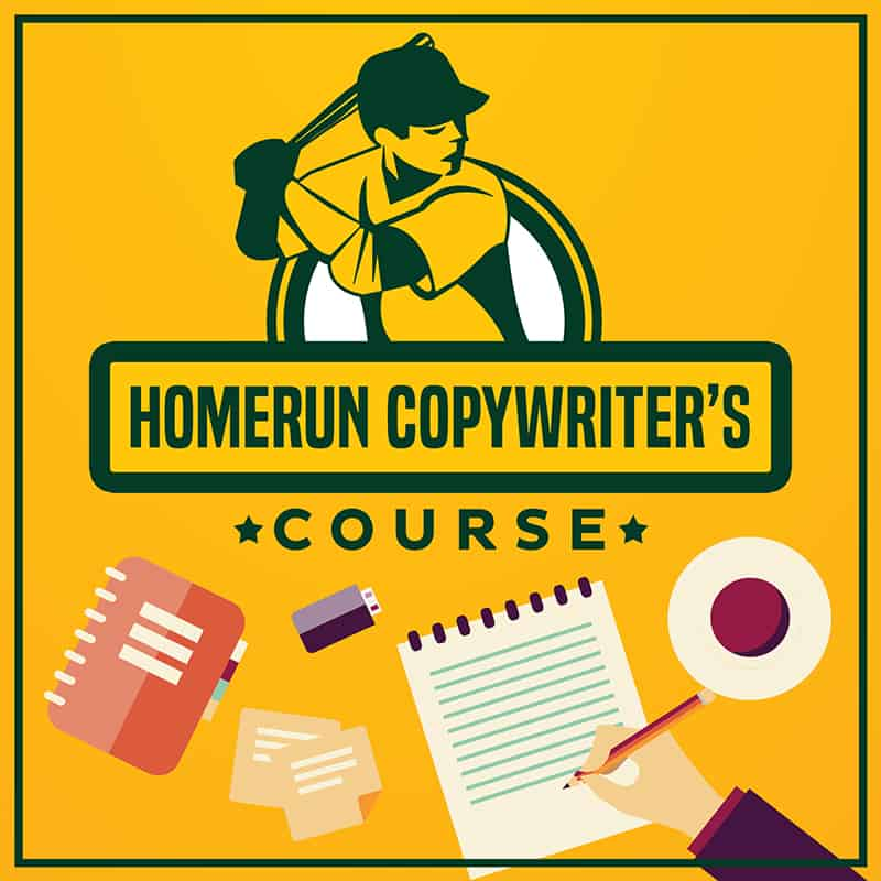 Homerun Copywriters Course-800