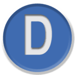 D-BlueButton