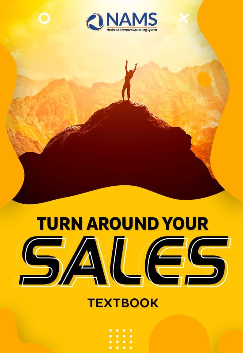 Turn Around Your Sales-Textbook