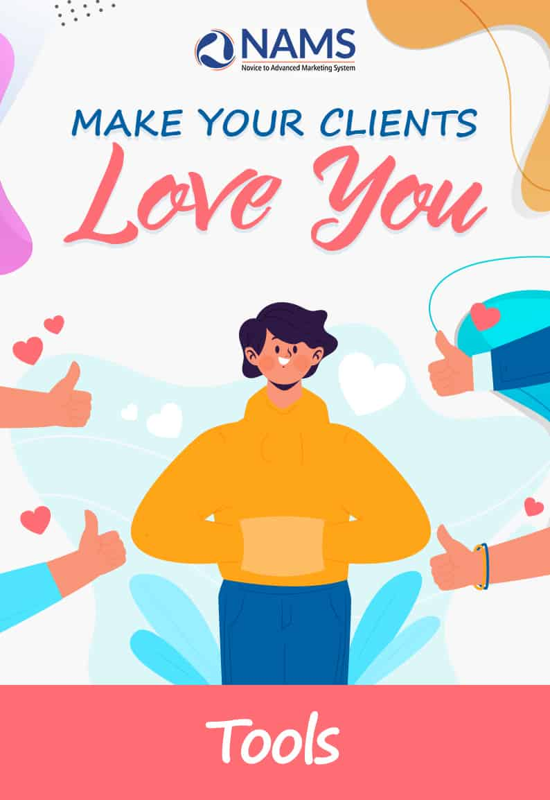 Fall in Love with Your Clients-Tools
