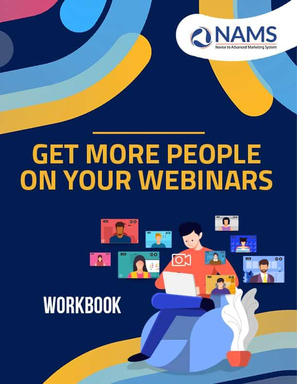 Get More People on Your Webinars-Workbook