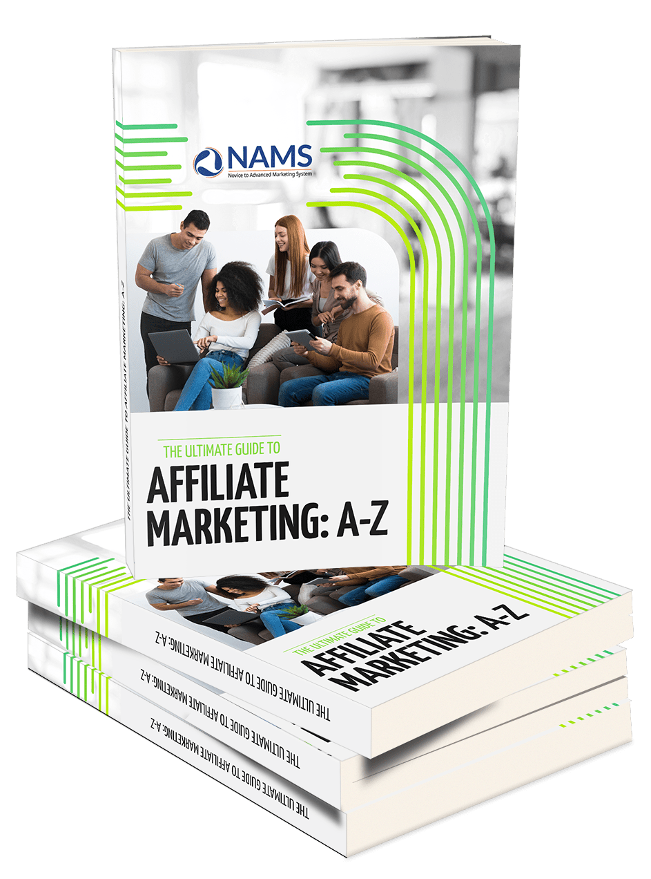 The Ultimate Guide To Affiliate Marketing A-Z - cover render